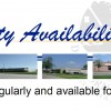 Property Availability List