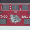 New scoreboard for Robichaud football field