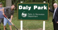 New identification signs installed in Dearborn Heights' Daly Park