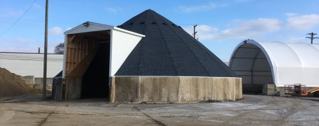 TIFA contributes to construction of new salt dome
