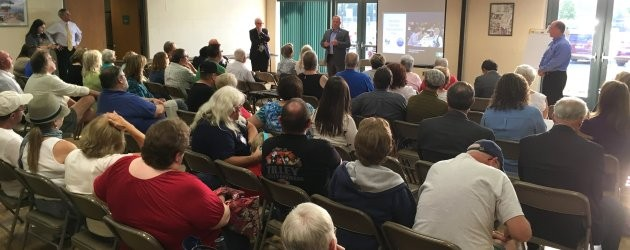 Residents give input for Van Born Corridor
